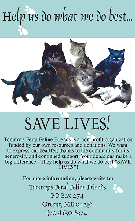 Help us save lives
